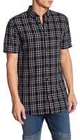 Zanerobe Check Short Sleeve Regular Fit Shirt