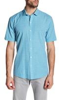 Zachary Prell Palmieri Short Sleeve Plaid Shirt