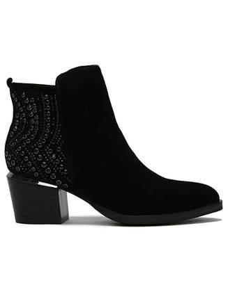 Daniel Footwear Daniel Adley Embellished Ankle Boots