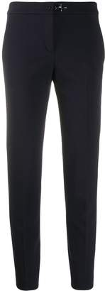 Fay cropped slim trousers
