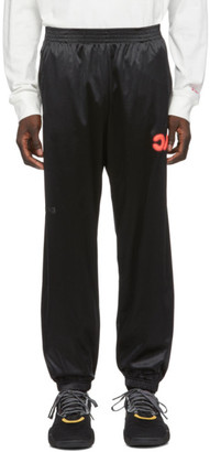 adidas by Alexander Wang Black AW Track Pants