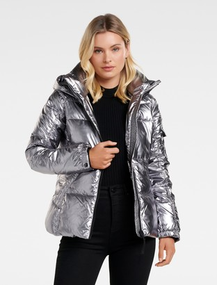 Ever New Kylie Down Puffer Coat