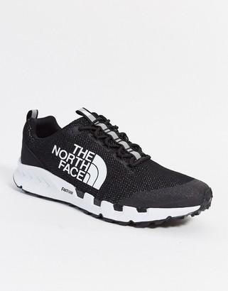 The North Face Spreva Space sneaker in black