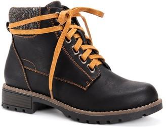 Muk Luks Mitzi Women's Ankle Boots