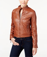 Joujou Jou Jou Juniors' Faux-Leather Bomber Jacket
