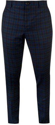 Paul Smith Tailoring Paul Mid Fit Square Trousers Mens