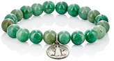Miracle Icons MEN'S BEADED CHARM BRACELET