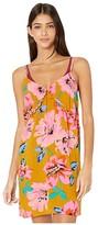 Billabong For the Frill Dress (Moss Landing) Women's Clothing