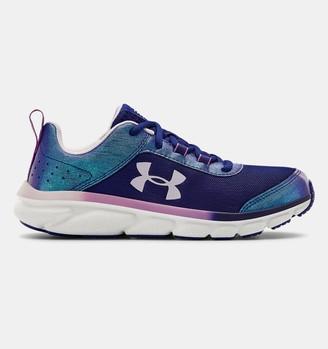 Under Armour Girls' Grade School UA Assert 8 Frosty Running Shoes