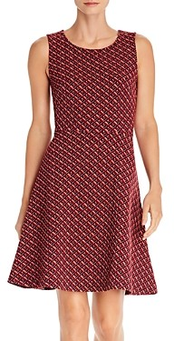 Leota Ava Textured Knit Dress
