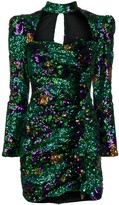 Giuseppe Di Morabito embellished fitted mini dress