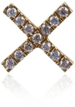 Loquet X Diamond Letter