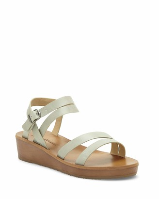 Lucky Brand Women's HECILIA Wedge Sandal