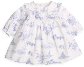 Chloé Baby's & Little Girl's Toile Du Jouy Cotton Dress