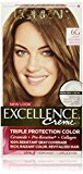 L'Oreal Excellence Creme, 6G Light Golden Brown, (Packaging May Vary)