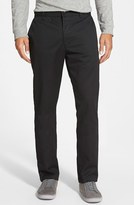 RVCA Men's 'The Week-End' Slim Straight Leg Stretch Twill Chinos