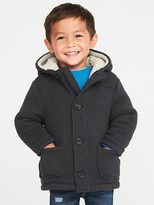 Old Navy Fleece-Knit Hooded Jacket for Toddler Boys