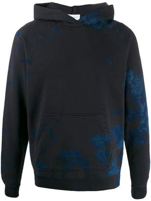 John Elliott double-dye print hoodie