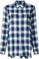 Zoe Karssen checked shirt - women - Cotton - M