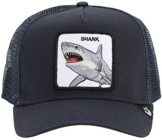 Goorin Bros. Dunnah Shark Trucker Hat W/ Patch