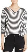 LnA Fallon Striped Pullover