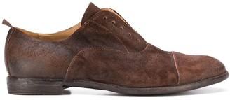 Moma Novara slip-on oxford shoes