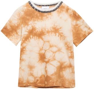 3.1 Phillip Lim Tie-dyed Cotton-jersey T-shirt