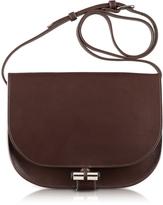 A.P.C. June Leather Crossbody Bag
