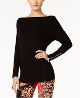 Thalia Sodi Cowl-Neck Sweater, Only at Macy's
