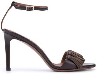 L'Autre Chose Tassel Strap Sandals