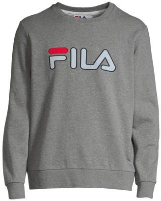 Fila Brushed Fleece Logo Sweatshirt