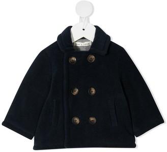 Zhoe & Tobiah Baby Button Coat