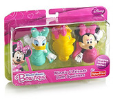 Fisher-Price Minnie and Friends Mermaid Bath Squirters