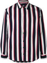 Henrik Vibskov 4Ever striped shirt