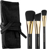 Sephora Touch and Gold Travel Brush Set