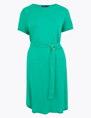 Marks and Spencer Jersey Belted Beach Dress