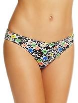 Paul Smith Floral Classic Brief Bikini Bottom
