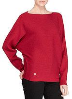 Lauren Ralph Lauren Cotton-Blend Dolman Sweater