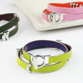 Undercover Mother's Day Leather Bracelet
