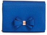 Ted Baker Bow Clutch - Blue