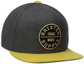 Brixton Men's Oath III Medium Profile Adjustable Snapback Hat
