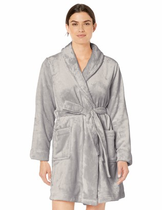 Amazon Essentials Mid-Length Plh Robe Nightgown