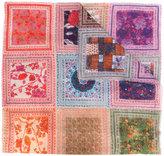 Faliero Sarti Gitana print scarf - women - Cotton - One Size
