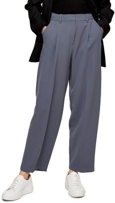 Topshop Lulu Elastic Back Trousers