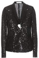 Victoria Beckham Boy embellished jacket