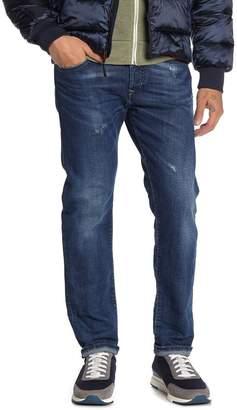 Diesel Buster Slim Tapered Leg Jeans