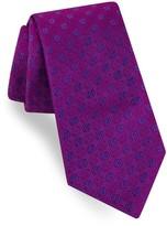Ted Baker Men's Sundial Medallion Silk Tie