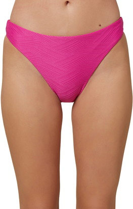 O'Neill Saltwater Solids Textured Bikini Bottoms