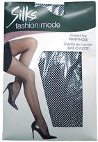 Silks Fishnet Control Top Pantyhose