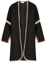 Masscob Mumbai silk-noil jacket